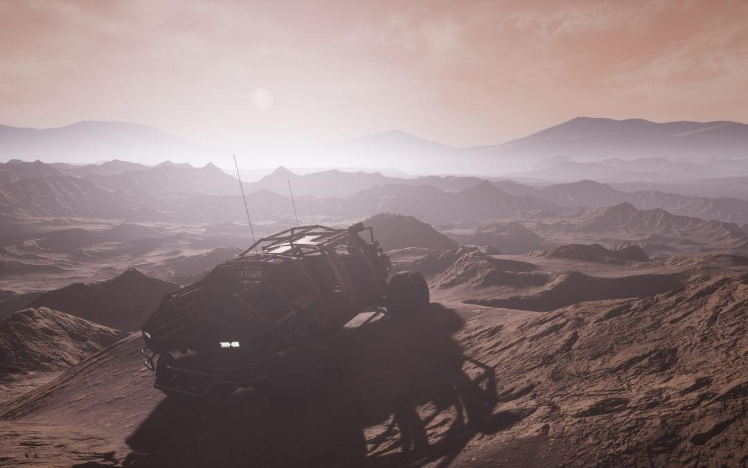 Dean Hall reveals new survival game Icarus